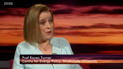 Karen Turner on BBC Scotland