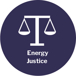 Energy Justice theme icon